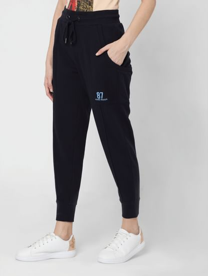 Navy Blue Lounge Joggers