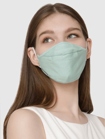 Pack of 5 Knit 3PLY Anti-Bacterial Mask
