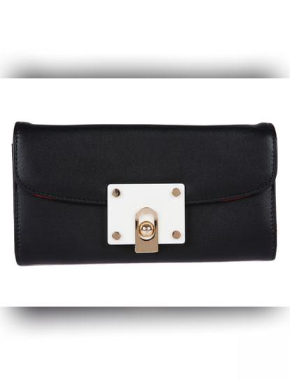 Black & Red Wallet