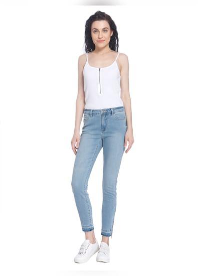 Light Blue Slim Jeans