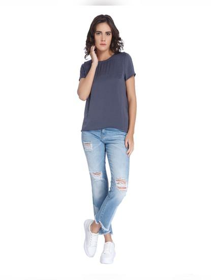 Ombre Blue T-Shirt